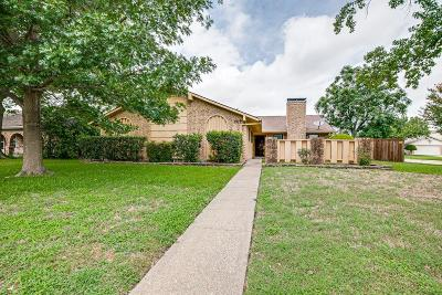Richardson Single Family Home For Sale: 1913 Eastfield Drive