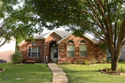 McKinney Single Family Home For Sale: 6301 Calloway Drive