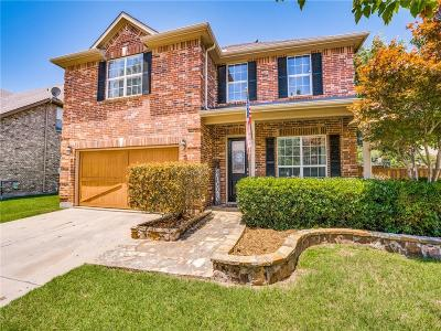 McKinney Single Family Home For Sale: 1700 Templegate Drive