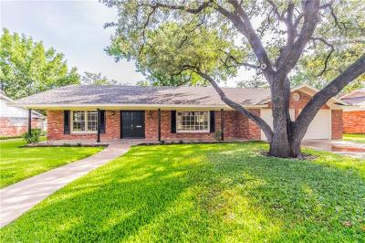 Tarrant County Single Family Home For Sale: 4320 Whitfield Avenue