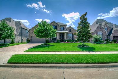 Prosper Single Family Home For Sale: 1510 Silent Brook Drive