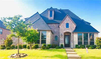 Collin County Single Family Home For Sale: 1141 Circle J Trail