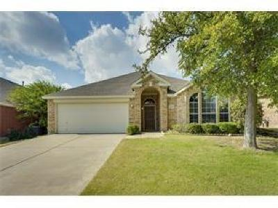 McKinney Single Family Home For Sale: 2412 Spring Drive