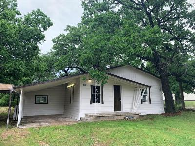 Palo Pinto County Single Family Home For Sale: 1315 4th Avenue