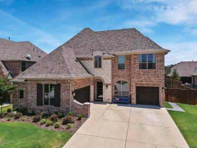 Allen Single Family Home For Sale: 1806 Steeplechase Court