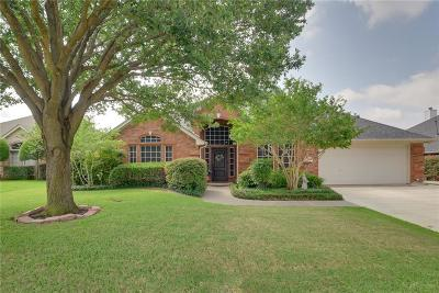 Mansfield TX Single Family Home For Sale: $355,000