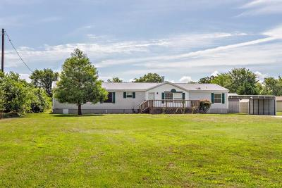 Mabank Single Family Home Active Option Contract: 8802 Johnson Road