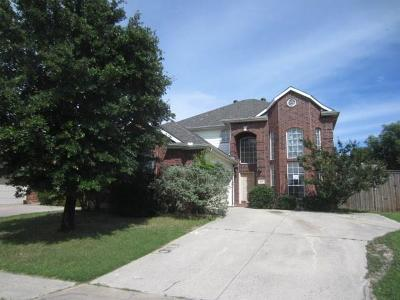 Fort Worth Single Family Home For Sale: 4632 Hearthstone Lane