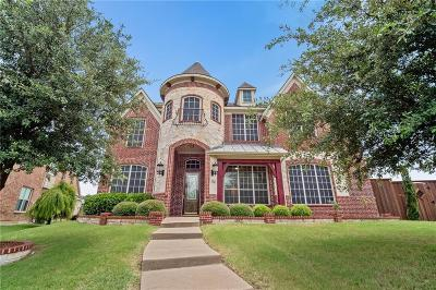 Garland Single Family Home For Sale: 1706 Shadow Brook Trail