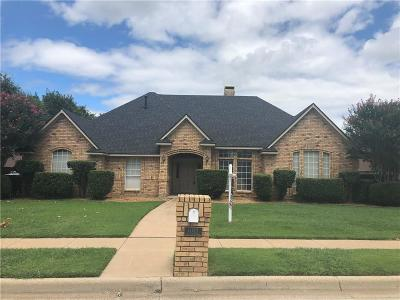 Keller Single Family Home For Sale: 991 Post Oak Road