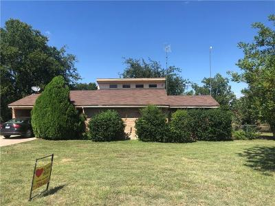 Hico Single Family Home For Sale: 909 N Pecan