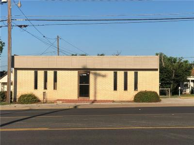 Graham Commercial For Sale: 1706 State Highway 16 S