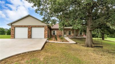Quinlan TX Single Family Home For Sale: $299,500