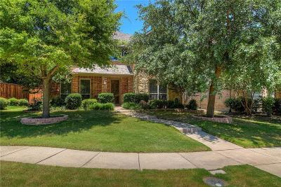 Frisco Single Family Home For Sale: 15532 Adderberry Drive