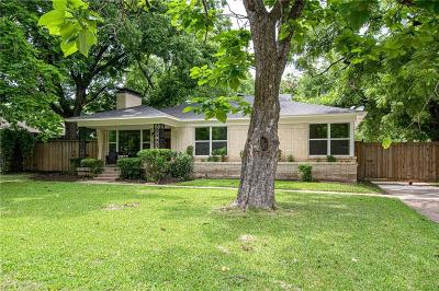Dallas Single Family Home For Sale: 511 Mayrant Drive