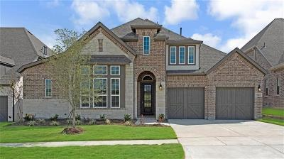 Mckinney Single Family Home For Sale: 7021 Golf Club Drive