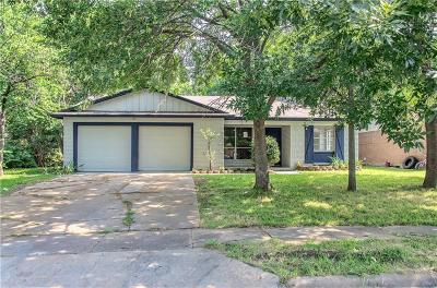 Sherman Single Family Home For Sale: 1809 W Belden Street