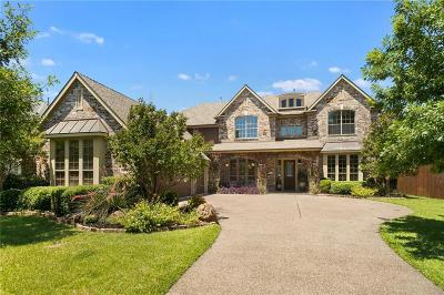 Plano Single Family Home For Sale: 7105 Crystal Falls Drive