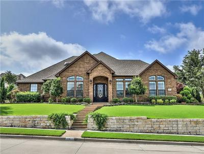 Benbrook Single Family Home Active Option Contract: 10829 Hawkins Home Boulevard