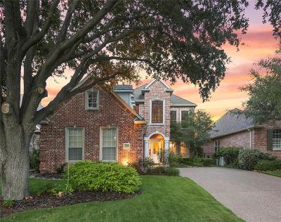 Frisco Single Family Home Active Option Contract: 5504 Southern Hills Drive