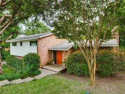 Dallas Single Family Home For Sale: 10016 McCree Road