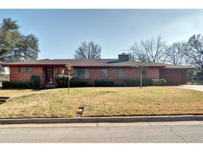 Fort Worth Residential Lease For Lease: 4101 Lanark Avenue