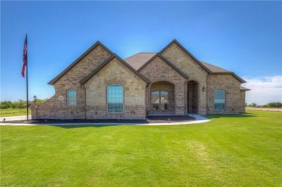 Springtown TX Single Family Home For Sale: $363,500
