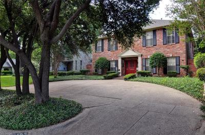 Fort Worth Residential Lease For Lease: 5407 Collinwood Avenue