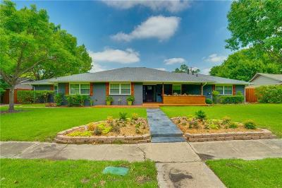 Single Family Home For Sale: 11526 Cromwell Circle