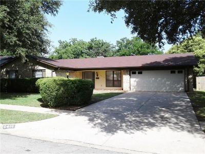 Edgecliff Village Single Family Home For Sale: 6416 Lawndale Drive