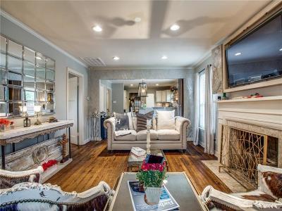 Dallas County Single Family Home For Sale: 4917 Wateka Drive