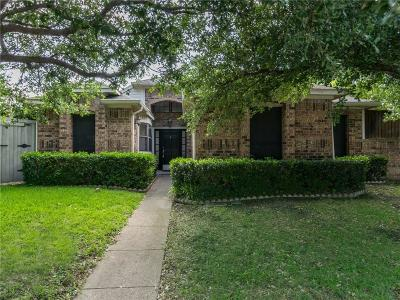 Dallas Single Family Home For Sale: 16714 Cleary Circle