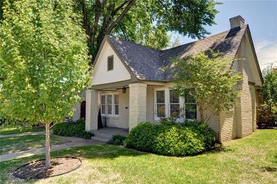 Fort Worth Residential Lease For Lease: 3917 W 7th Street