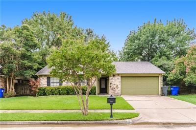 Forney Single Family Home For Sale: 405 Woodcress Way