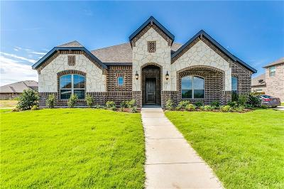 Waxahachie TX Single Family Home For Sale: $361,990