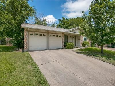 Plano Single Family Home For Sale: 1825 Red Bud Lane