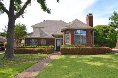 Dallas Single Family Home For Sale: 17606 Squaw Valley Drive