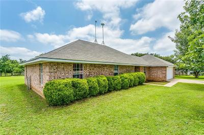 Weatherford Single Family Home For Sale: 2997 Harwell Lake Road