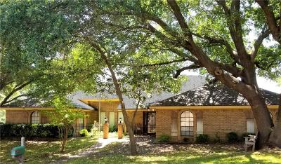 Fort Worth Single Family Home For Sale: 7505 Lake Highlands Drive