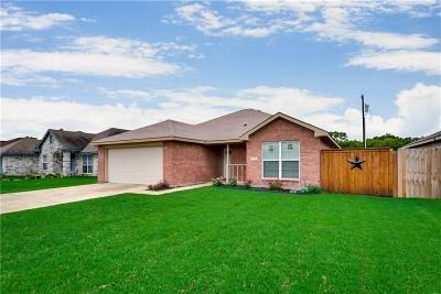 Kaufman Single Family Home For Sale: 605 Phillips Circle