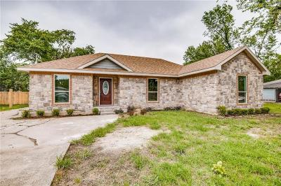 Dallas Single Family Home For Sale: 8135 Queensway Street