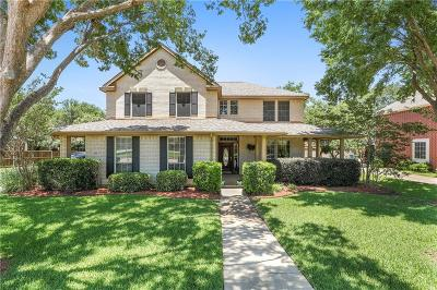Flower Mound Single Family Home For Sale: 3400 Preakness Drive