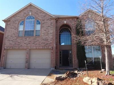 Fort Worth Residential Lease For Lease: 2708 Maple Creek Drive