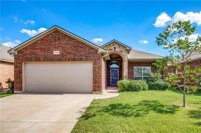 Fort Worth Single Family Home For Sale: 5705 Paluxy Sands Trail