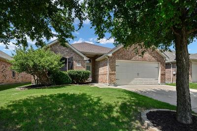 Lavon Single Family Home Active Option Contract: 887 Austin Lane