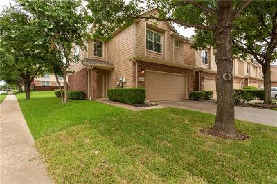 Denton County Townhouse For Sale: 3256 Twist Trail