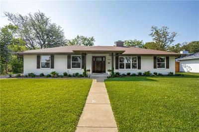 Dallas County Single Family Home For Sale: 9750 Van Dyke Road