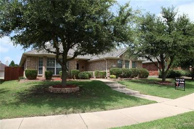 Frisco Single Family Home For Sale: 11264 Bakersfield Drive