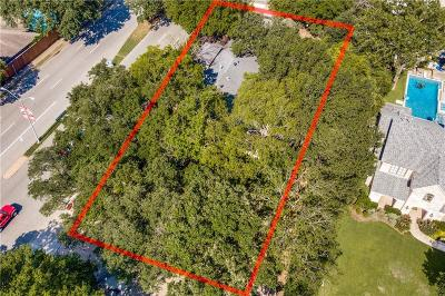 Dallas County Residential Lots & Land For Sale: 10807 Camellia Drive