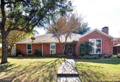 McKinney Single Family Home For Sale: 2415 Crestview Drive